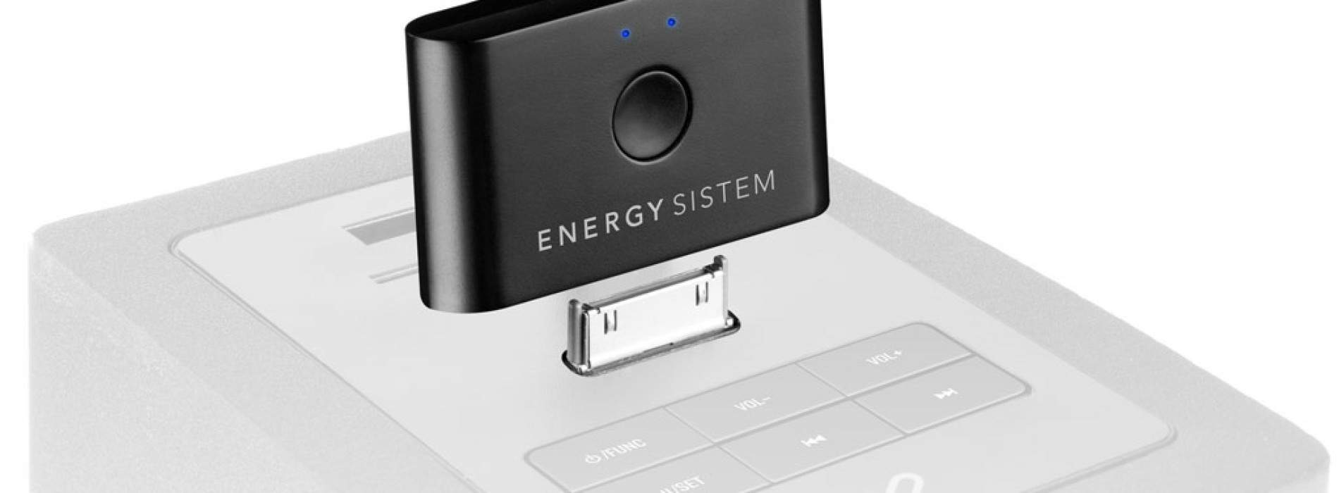 Energy Bluetooth Music Receiver: Conecta tu iPhone sin cables