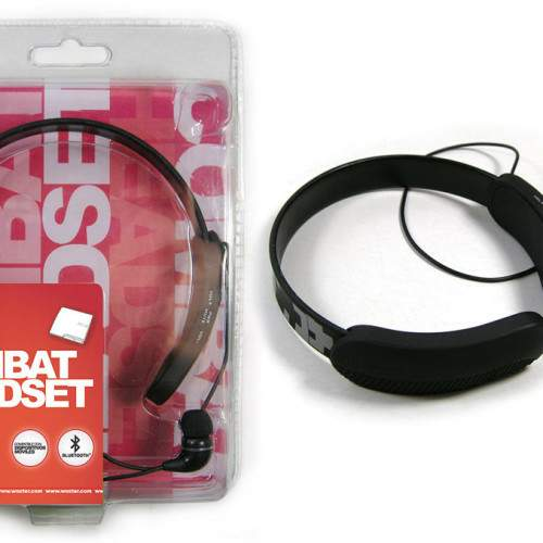 Auriculares bluetooth con micro Woxter Combat Headset PS3