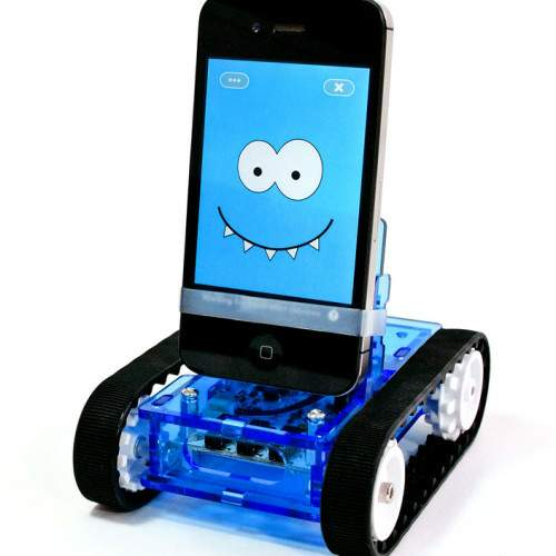 Robot para iPhone: Romotive Romo
