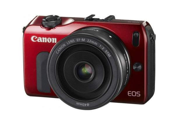 Canon-EOS-M-Red