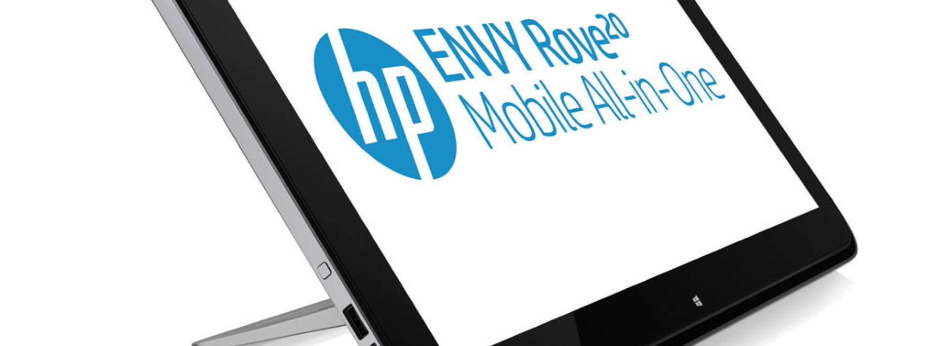 HP ENVY Rove20: PC all-in-one móvil