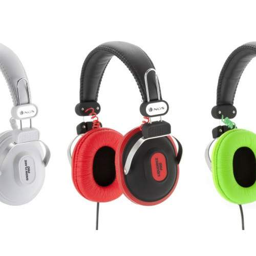 Auriculares NGS Snowflake, Peppermint y Liquorice Pro