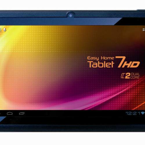 Best Buy apuesta por la alta definición con Easy Home Tablet 7 HD