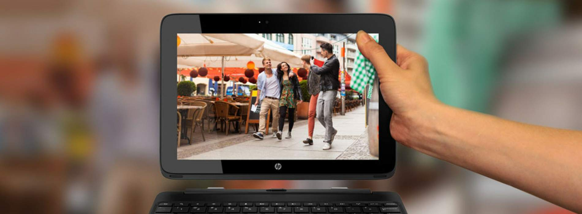 HP SlateBook x2: PC convertible con sistema operativo Android