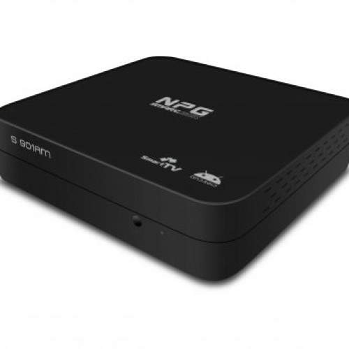 Smart Box S-901AM: Haz tu TV inteligente
