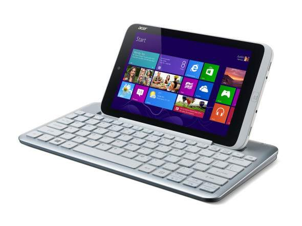 Acer Iconia W3, tablet de 8 pulgadas con Windows 8