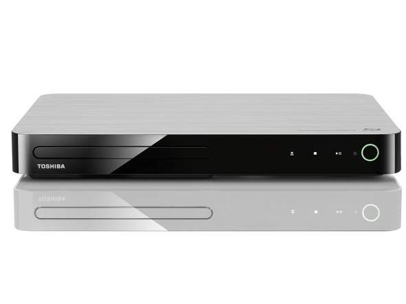 Reproductor Blu-ray Cloud TV de Toshiba