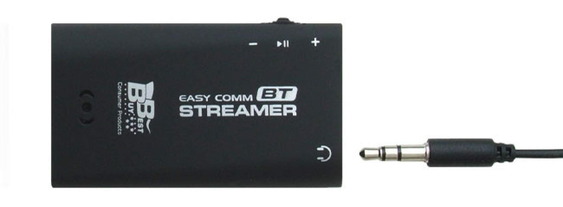 Easy Comm BT Streamer: Pon Bluetooth a tu equipo de música
