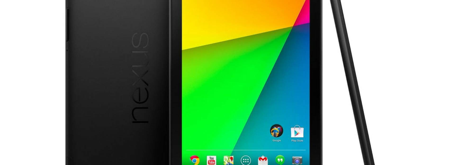 Google Nexus 7: La tablet de 7 pulgadas con mayor resolución