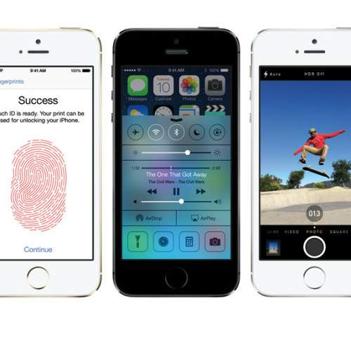 iPhone 5s, el iPhone más avanzado de Apple