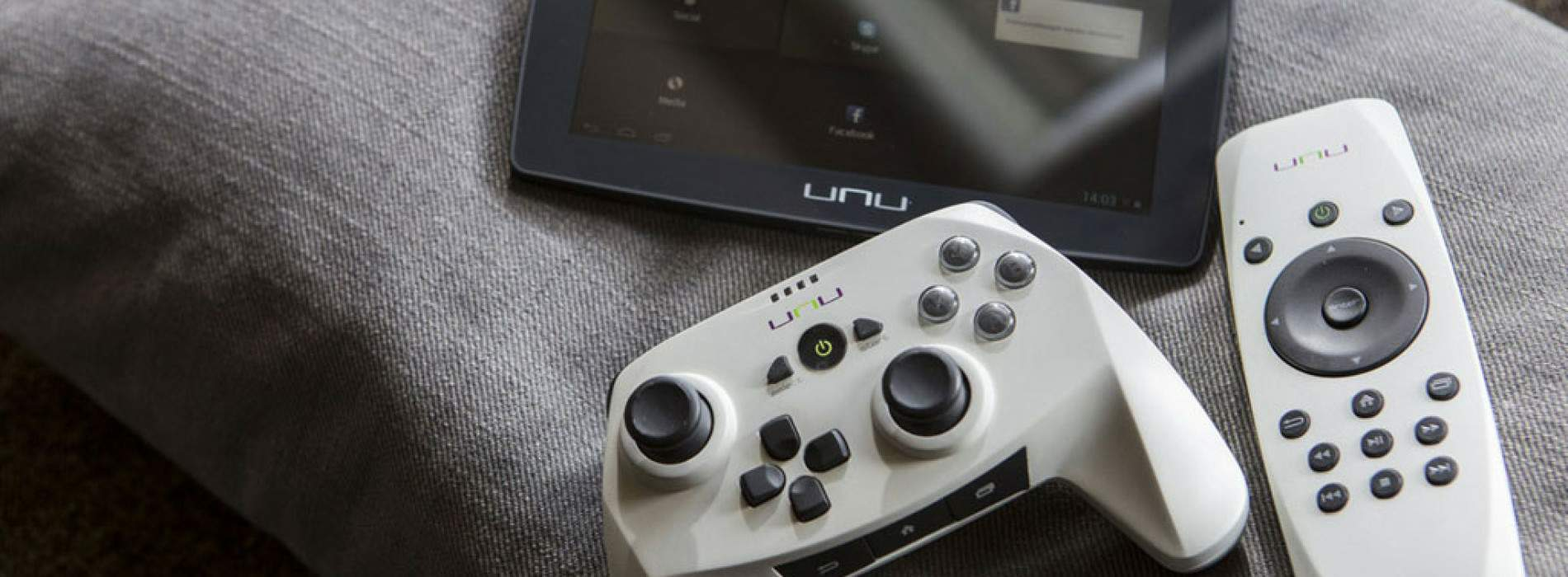 Unu: Tableta, videoconsola y Smart TV, todo en uno