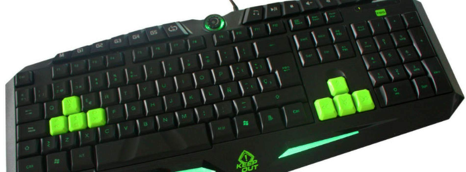 Nace Keep Out, nueva marca de productos para gamers