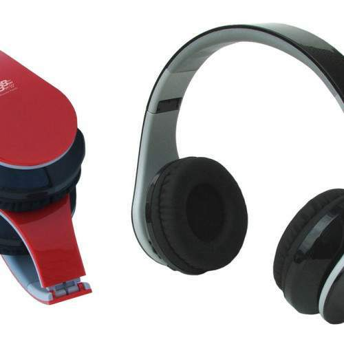 Easy Sound Headphones BT: Auriculares plegables