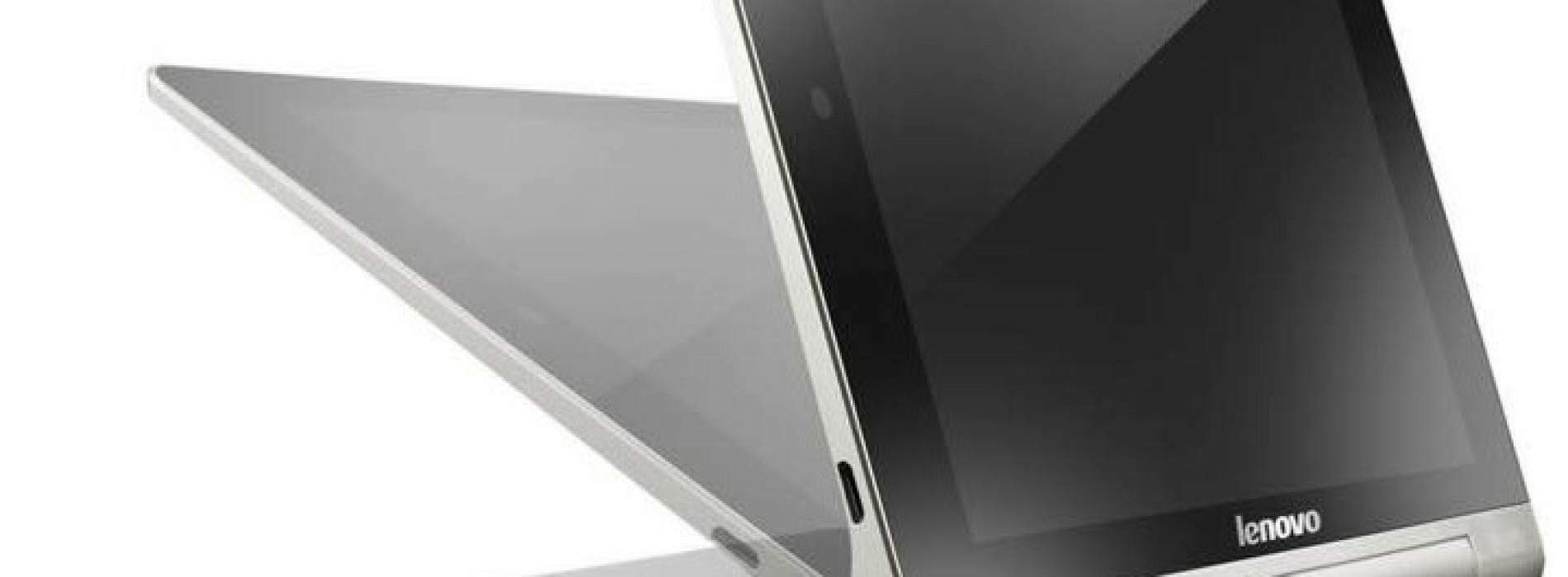 Yoga Tablet multimodo de Lenovo