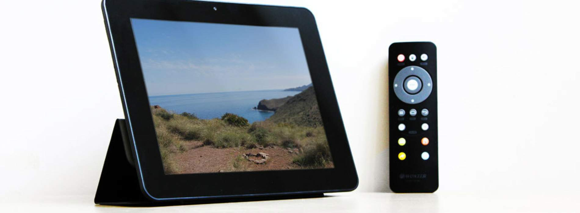 Smart Tab 80, nuevo concepto de tablet PC