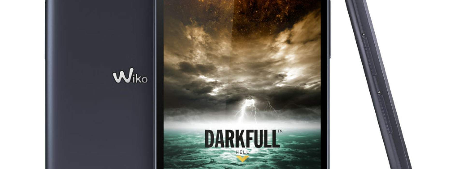Wiko Darkfull: Smartphone Full HD