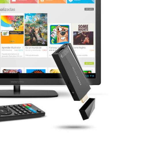 Energy Android TV Dongle Dual, Android en tu televisor
