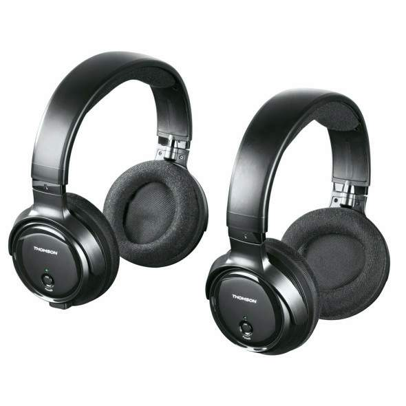 Auriculares Thomson RF – WHP3203D DUO