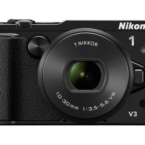 Nikon 1 V3: Con pantalla abatible y mayor resolución