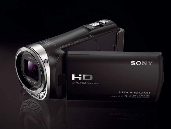 Sony Handycam HDR-CX330E