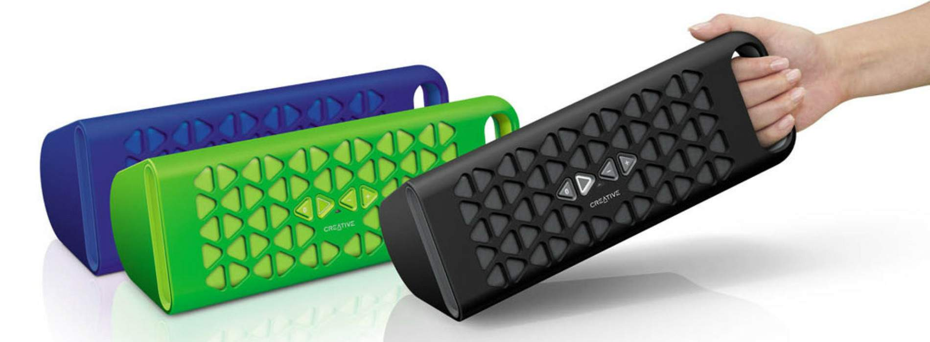 Creative Muvo 20 y Muvo 10: Altavoces bluetooth