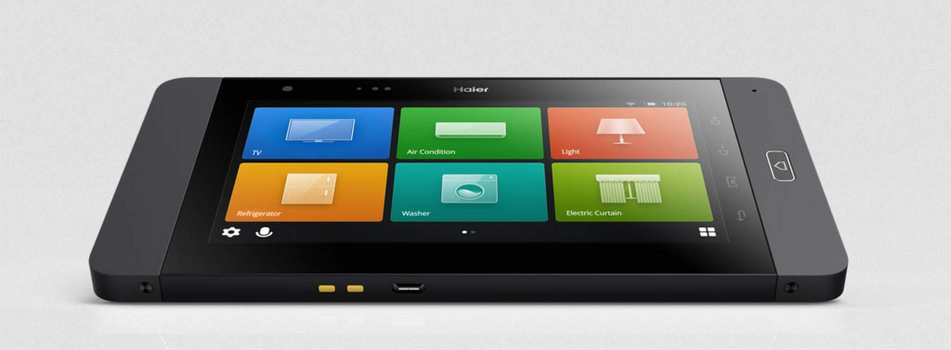 Smart Home Centre de Haier: Una tablet para la casa