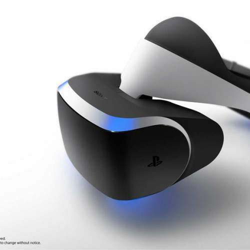 Project Morpheus, el casco de Realidad Virtual para PS4