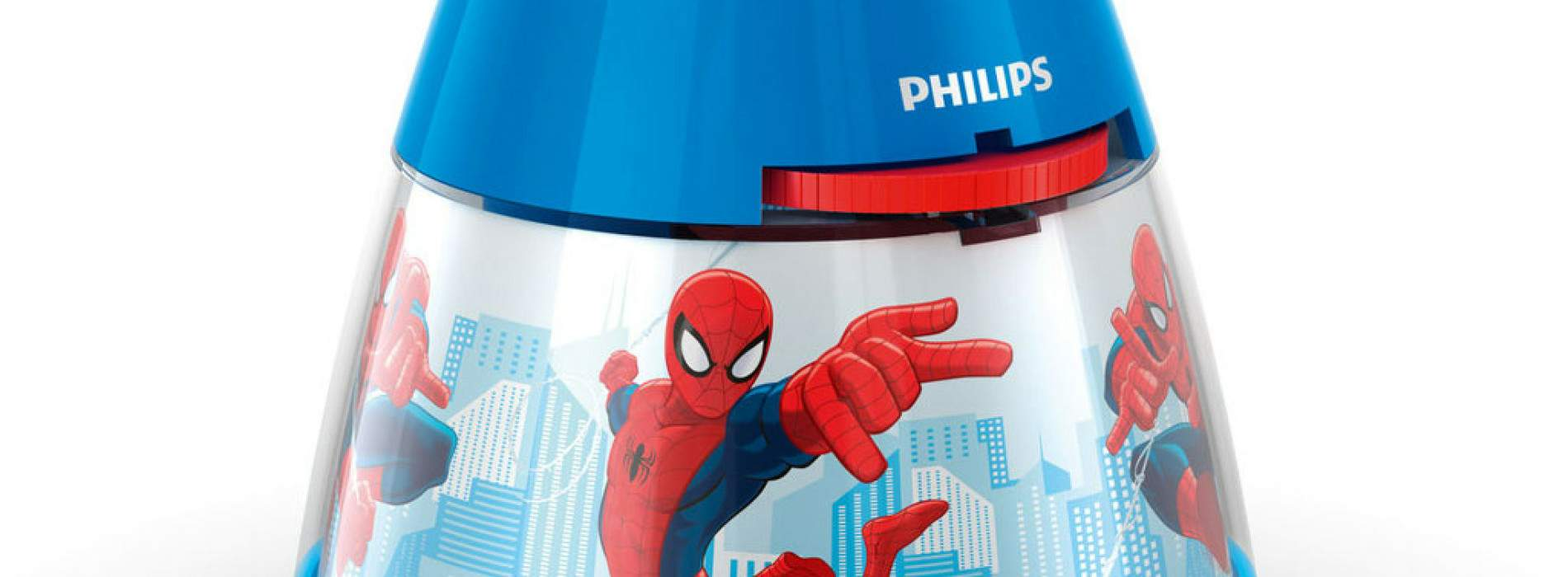 Philips Marvel Spider-Man, ¡y diviértete!