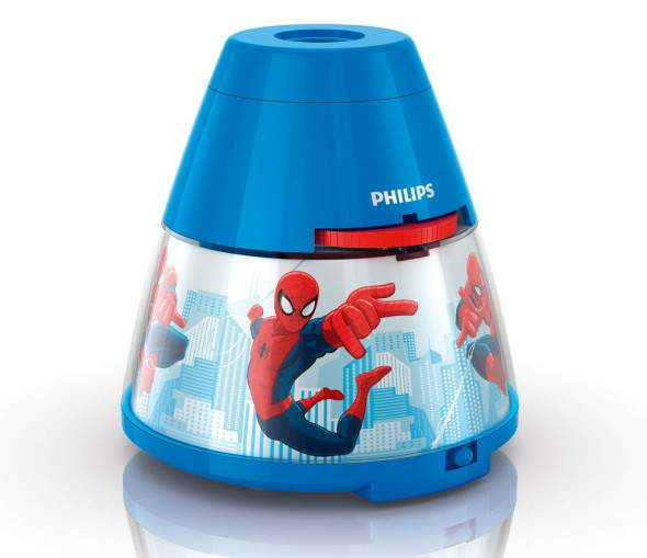 Philips Marvel Spider-Man Proyector