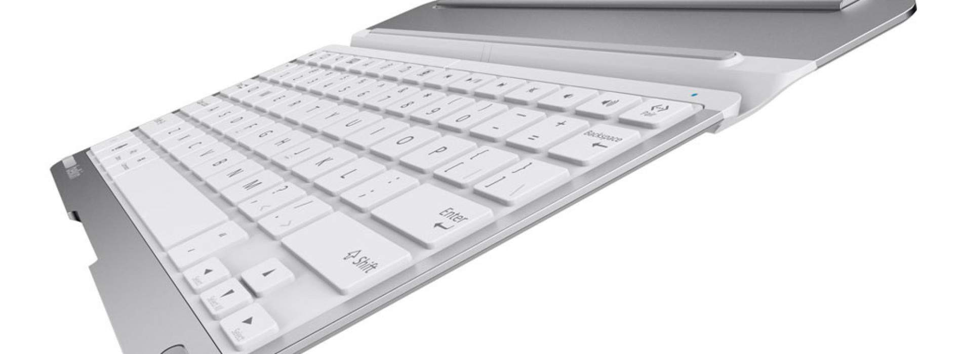 Belkin QODE Thin Type: El teclado del iPad Air
