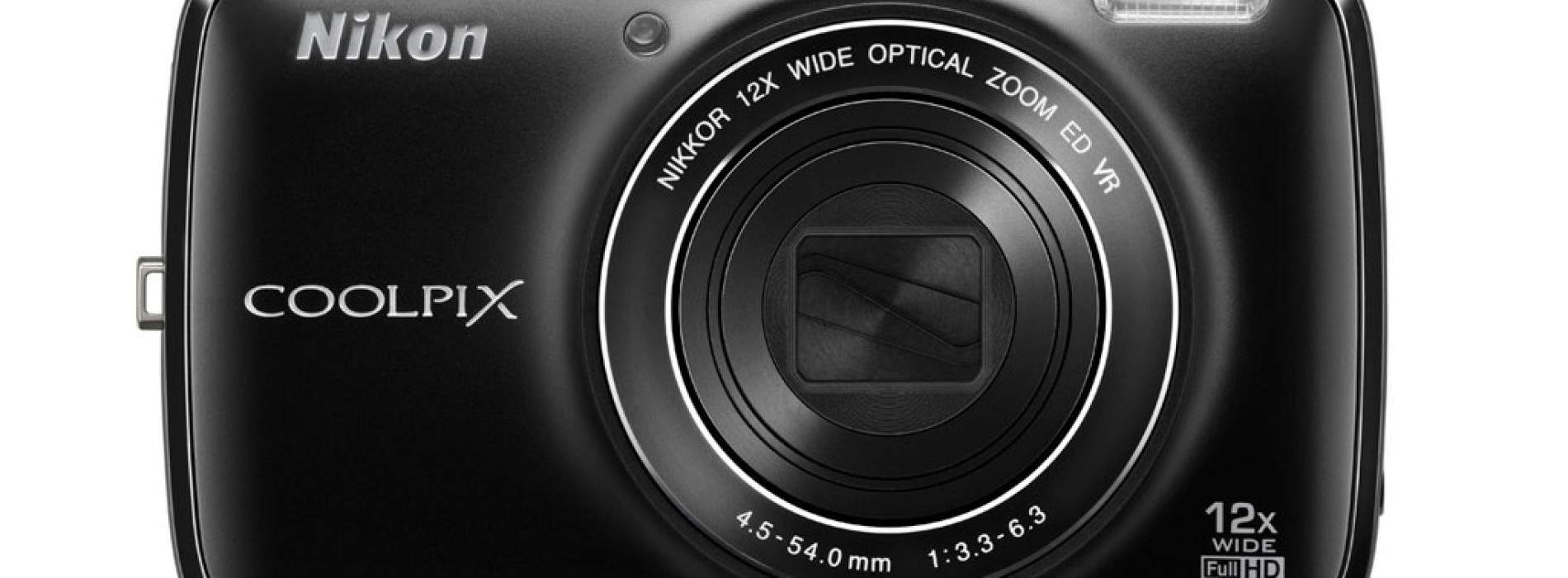 Nikon Coolpix S810c: Captura y comparte