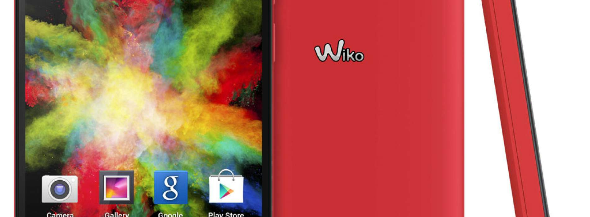 Wiko BLOOM: A todo color
