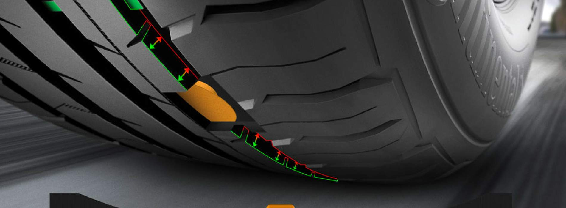 Continental In-Tire: Neumáticos inteligentes