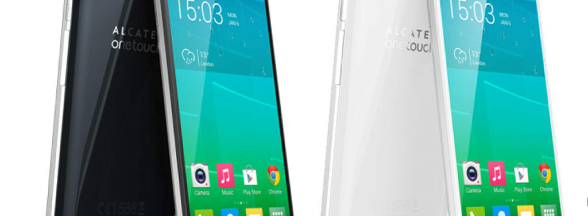 IDOL X+, el octa core de Alcatel