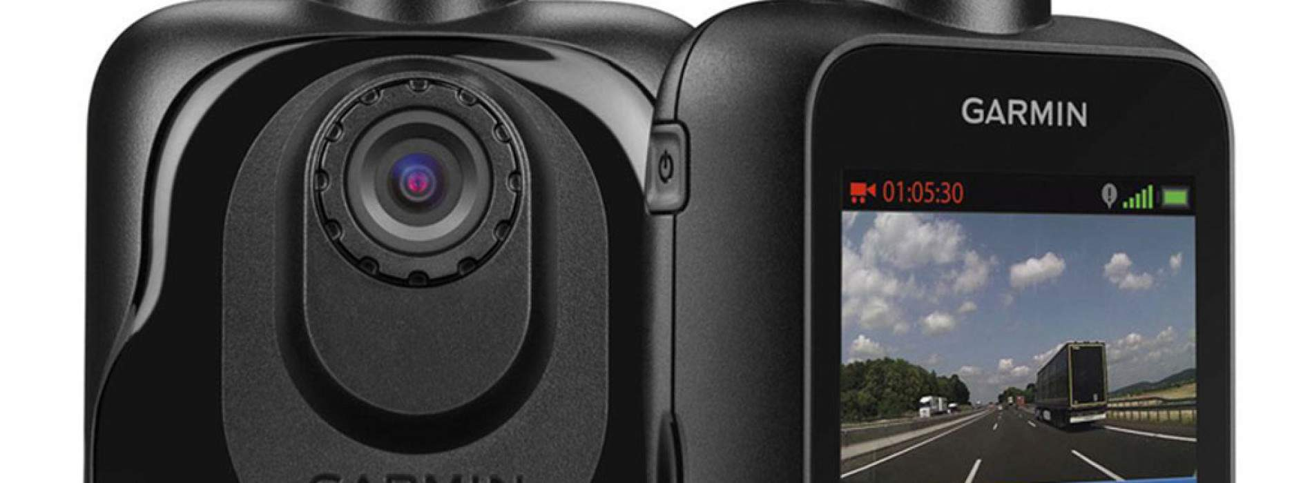 Garmin Dash Cam: El copiloto perfecto