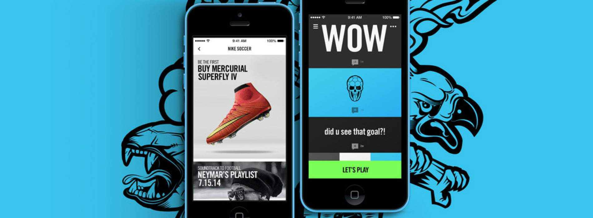 Nike Football App: La red social del fútbol