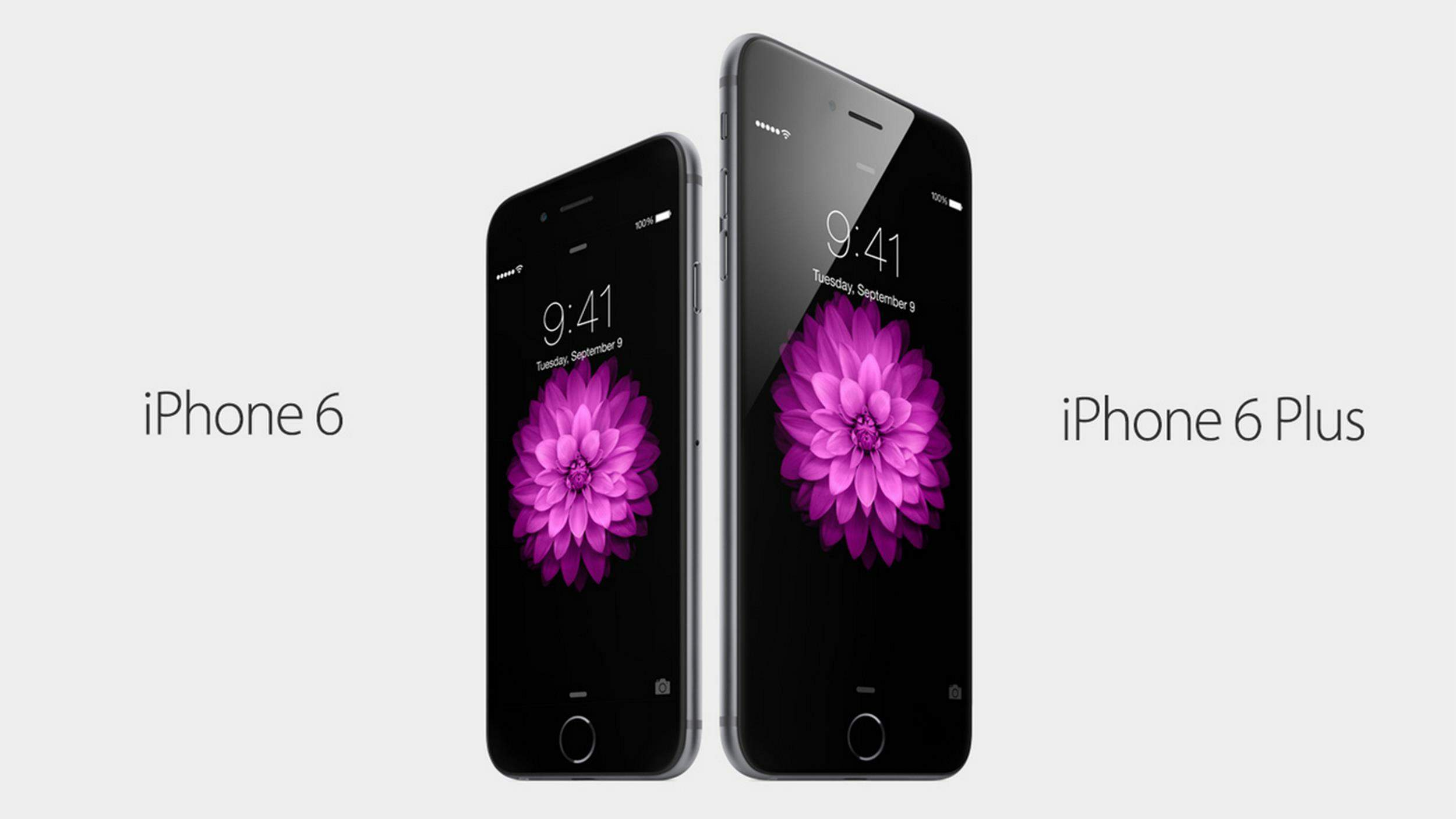 Revistas Iphone 6 Iphone 6 y 6 Plus ¡ya Los