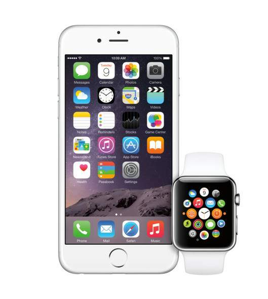 Apple Watch + iPhone 6