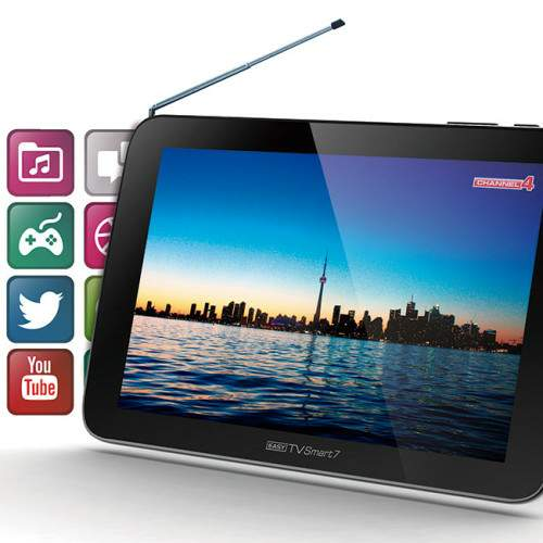 Easy TV Smart 7: La tele-tablet