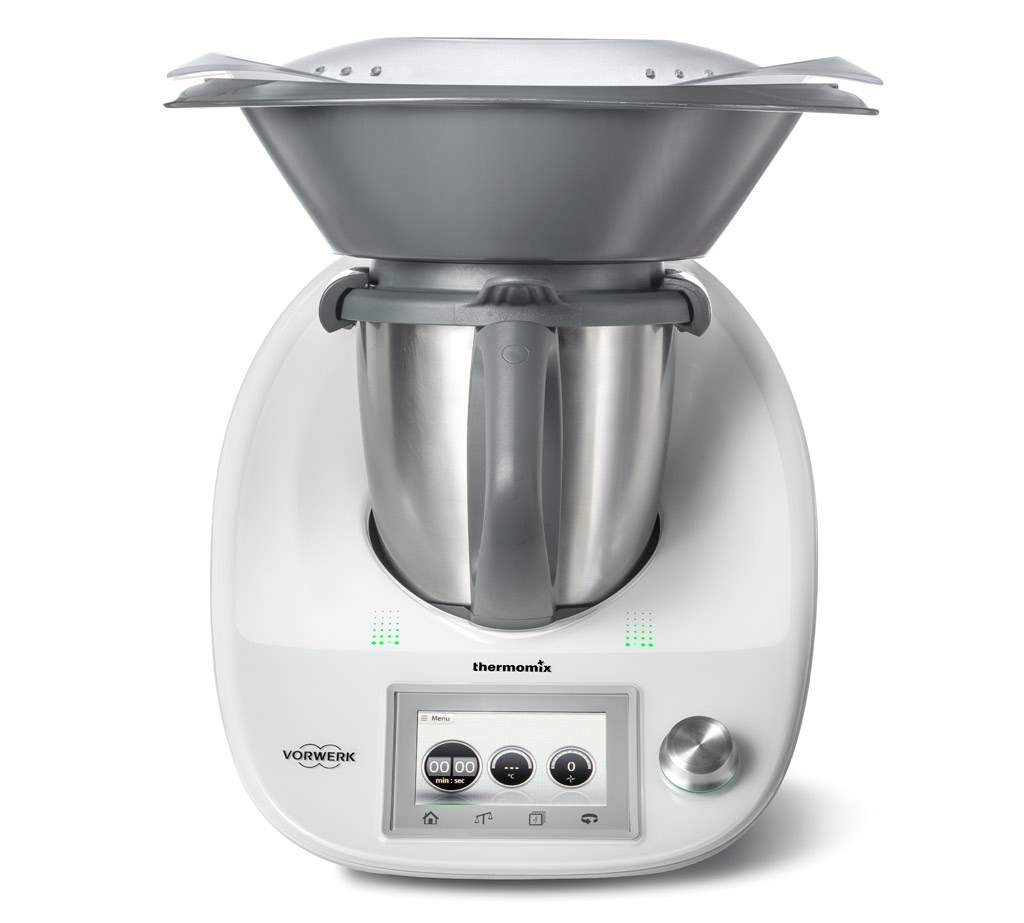 Thermomix tm5 el futuro de la cocina revista gadget for Cocinar con thermomix tm5