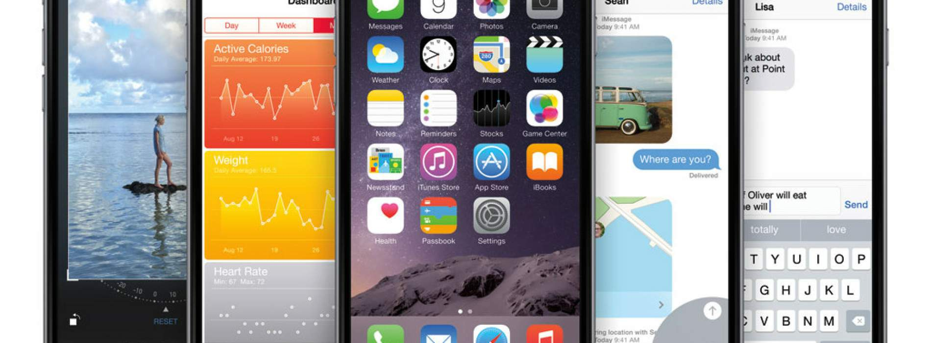 iOS 8 ya está disponible