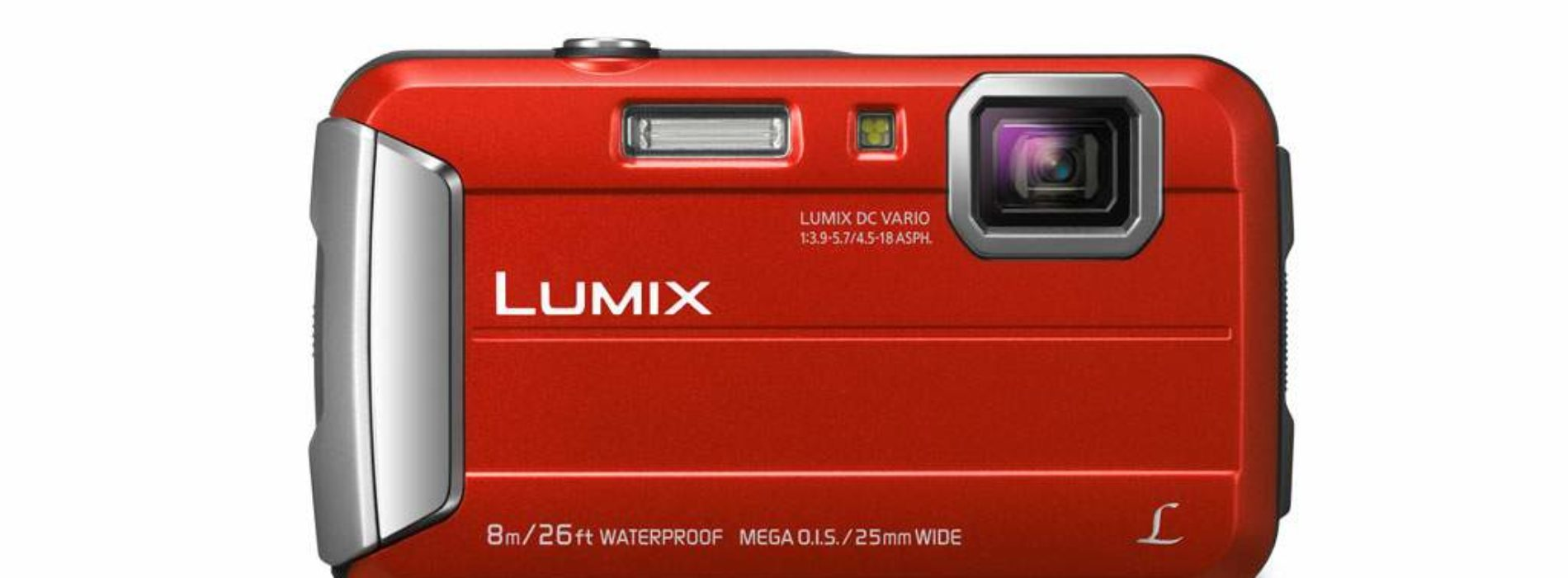 A la piscina con la Panasonic Lumix FT30