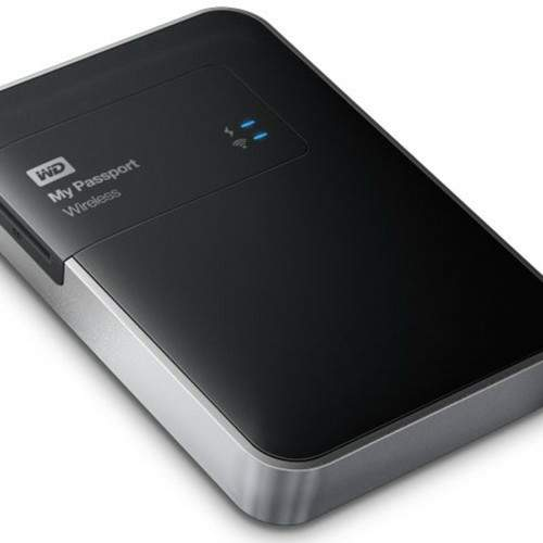 WD My Passport Wireless, disco duro 100% sin cables