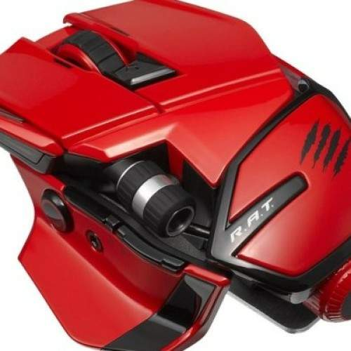 Mad Catz Office RAT: ratón multi-ergonómico y multi-programable