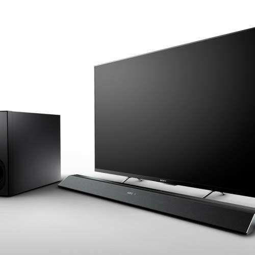 Sony HT-CT780: La media naranja de tu TV