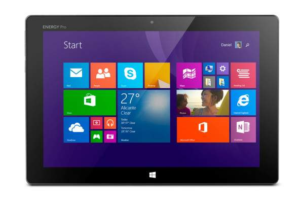 Energy Tablet 10.1'' Pro Windows
