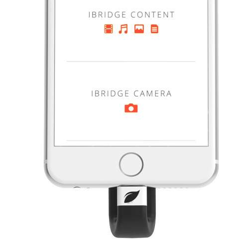 Leef iBRIDGE, una memoria flash para iPhone