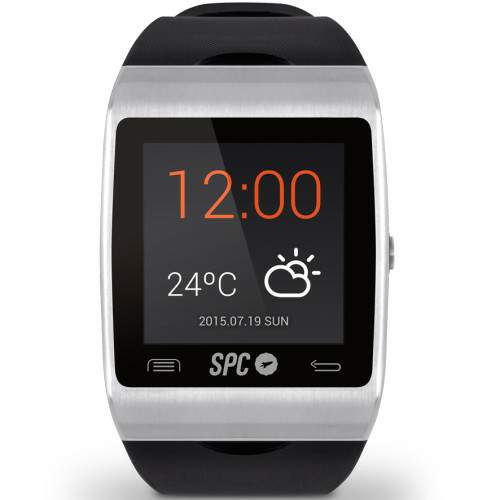SPC Smartee Watch II, un smartwatch Android compatible con iOS