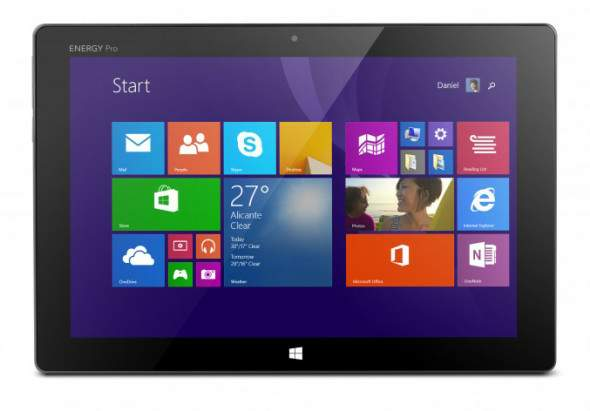 Tablets con Windows Energy Tablet Pro 10
