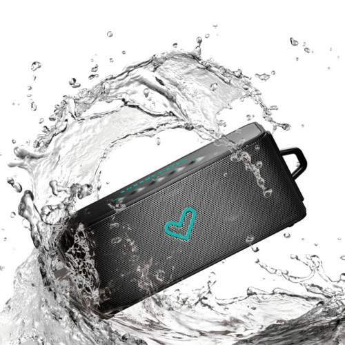 Energy se mete en el agua con su Music Box Aquatic Bluetooth